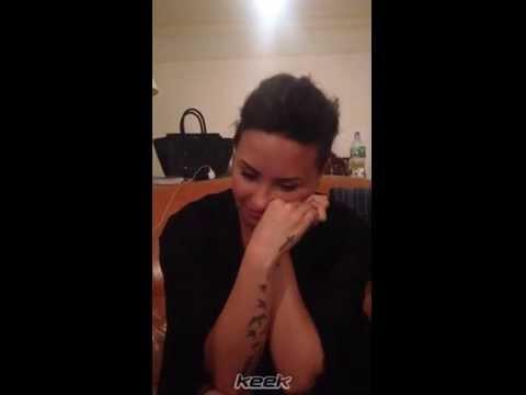 Demi Lovato Keek || #KevinBacon