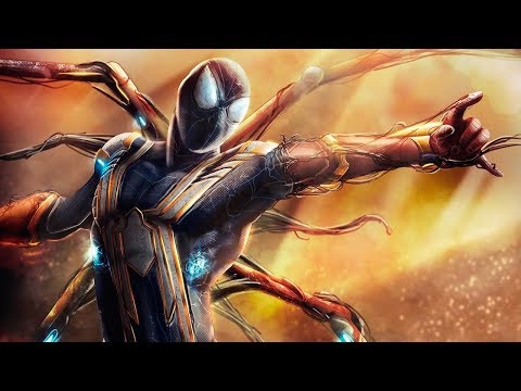 10 MOST POWERFUL SPIDER-MAN