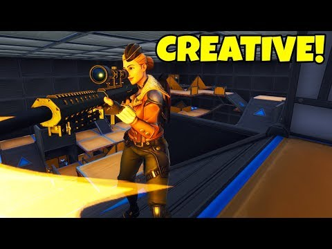 *NEW* FORTNITE FREE FOR ALL MAP!! (Best Creative Mode Map)