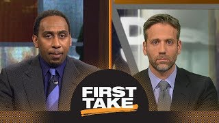 First Take debates how NFL owners should handle national anthem protests | First Take | ESPN