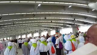 Jamarat (three pillars) – The Hajj Ritual of Stoning the Shaytan