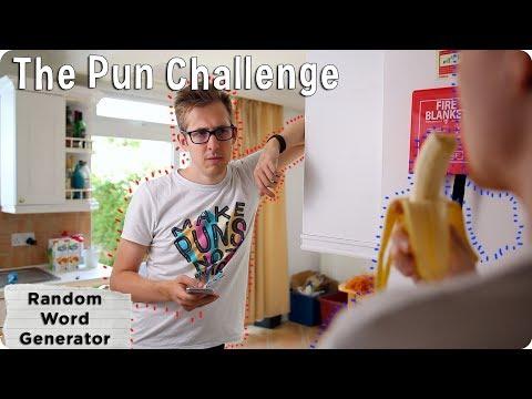 The Pun Challenge!
