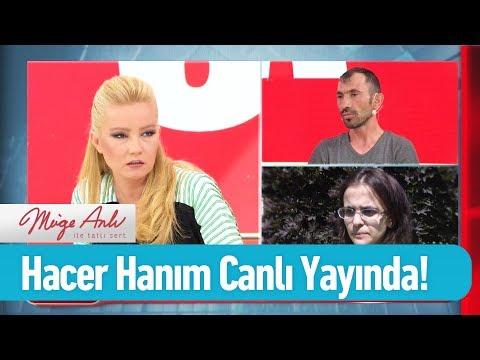 """Hacer Hanım:""""Boşanmak istiyorum!"""" - Müge Anlı ile Tatlı Sert 10 Hazira"""