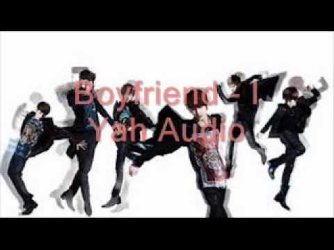Boyfriend - I Yah Audio