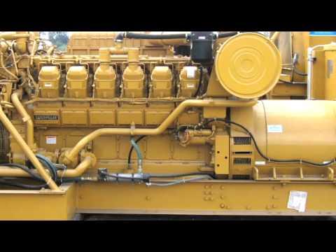 Caterpillar 3512 Diesel Generator on GovLiquidation com