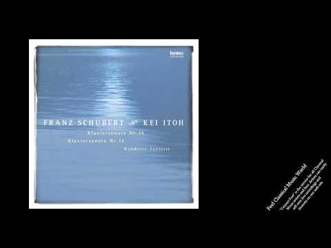 Kei Itoh plays Schubert 1