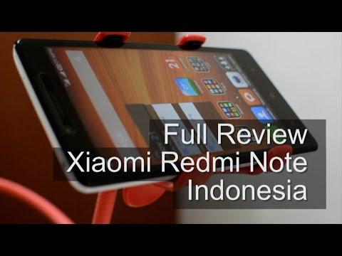 Full Review Xiaomi Redmi Note Indonesia