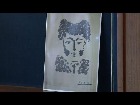 Rare Picasso Print Stolen In Milwaukee