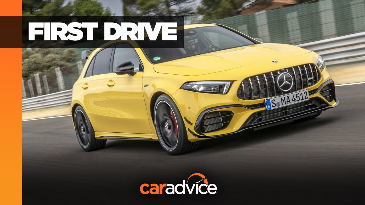 2020 Mercedes Amg A45 S Review