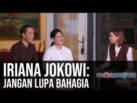 "Rahasia Keluarga Jokowi: Iriana Jokowi, ""Jangan Lupa Bahagia"" (Part 1) | Mata Najwa"
