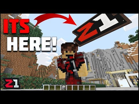 Z1Craft is HERE! The Start of Something GREAT ! Z1 Gaming Minecraft Server