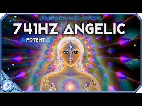 741 HZ MUSIC : The Great Awakening | 741 HZ Solfeggio Frequency | Spiritual DETOX Music | ThetaWaves