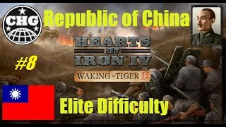 HOI4: Waking the Tiger - China #8 - Downfall