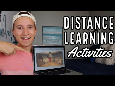 10 FUN Activites for Distance Learning