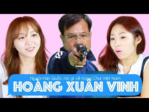 Hoàng Xuân Vinh vs. Kang Chul của W | Khoa Tieng Viet