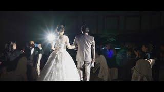結婚式当日撮って出しエンドロール持ち込み 前撮り+当日映像〜長野市ホテル犀北館〜