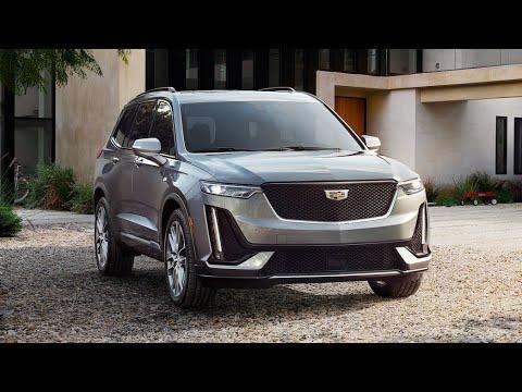 2020 Cadillac XT6 – Presentation of Models, Design & Features