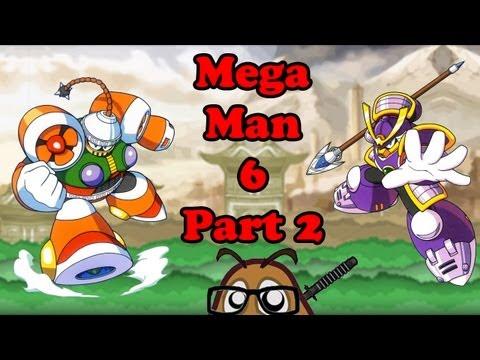 Game Exchange: The Mega Man World Tour part 2