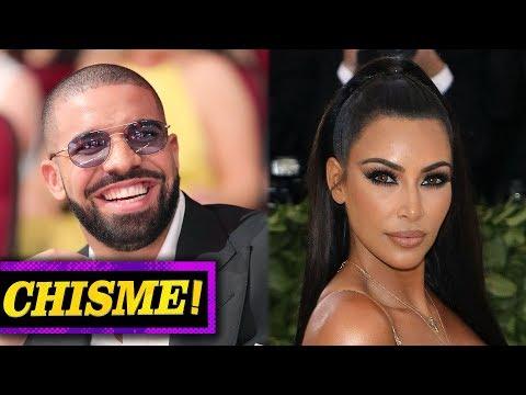 ¿Kim Kardashian Reemplazara a Kanye con Drake!?