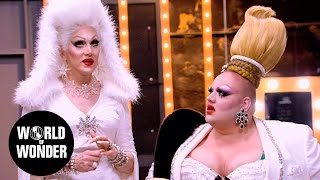 """UNTUCKED: RuPaul's Drag Race Season 9 Episode 2 """"She Done Already Done Brought It On"""""""