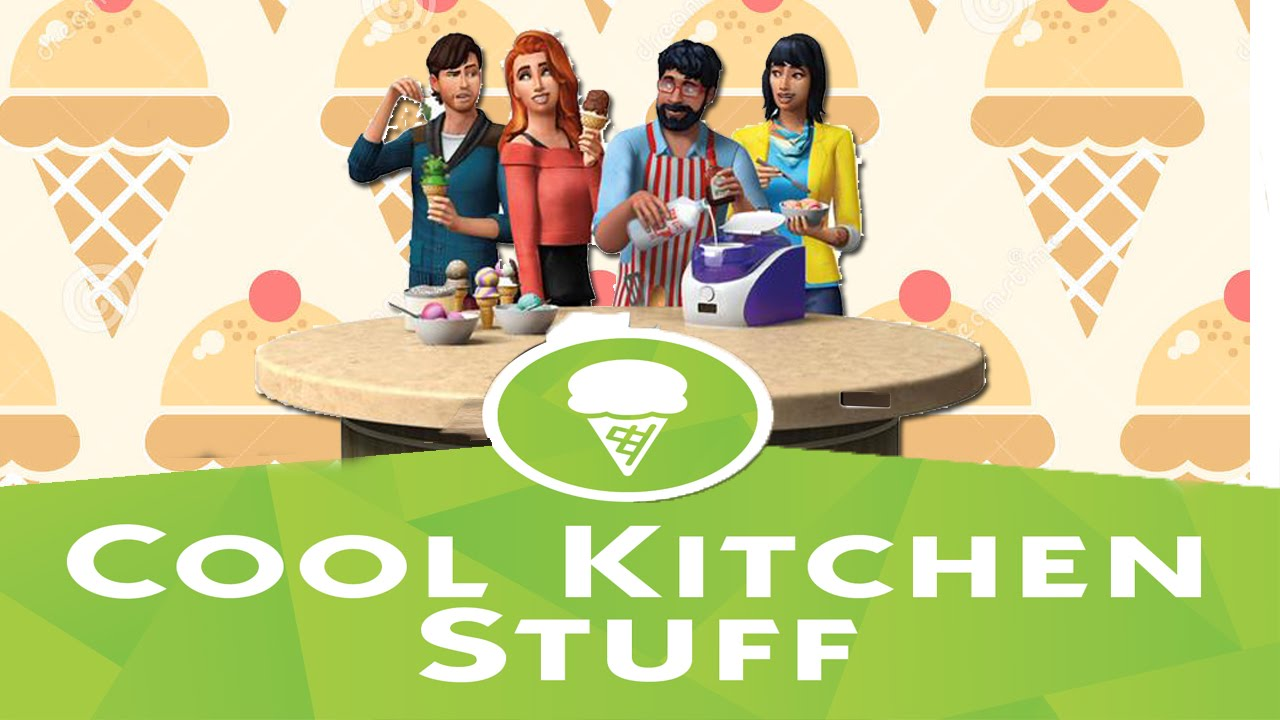 Sims4 Cool Kitchen Stuff Pack Is It Really Cool