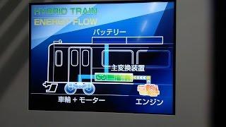 HB-E210故障・電気式気動車として走行!【仙石東北ライン】