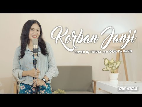 KORBAN JANJI - Guyon Waton (Cover SKA REGGAE Version) by Frida feat ORASKA Band