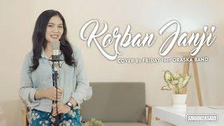 KORBAN JANJI - Guyon Waton (Cover SKA REGGAE Version) by Frida feat ORASKA Band