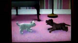 the sims pet stories intro