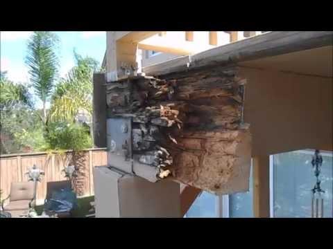 Dry Rot Repair - San Diego - 619-850-4794