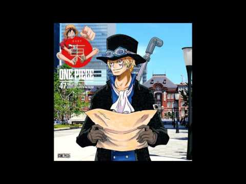 "ONE PIECE Nippon Judan! 47 Cruise ""EAST"" - Sabo [River of Freedom]"