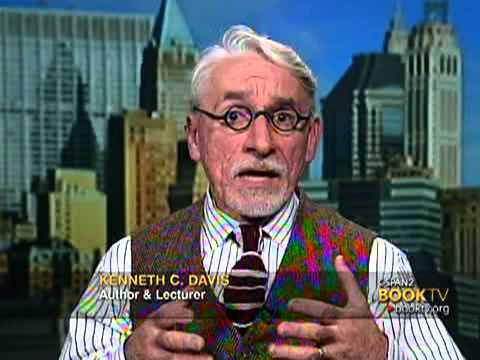 BookTV In Depth: Kenneth C. Davis