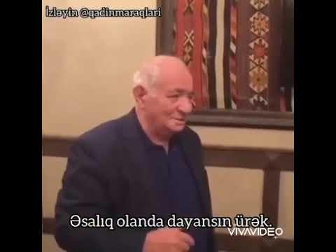 Ramiz Rövşən- Qocaliq