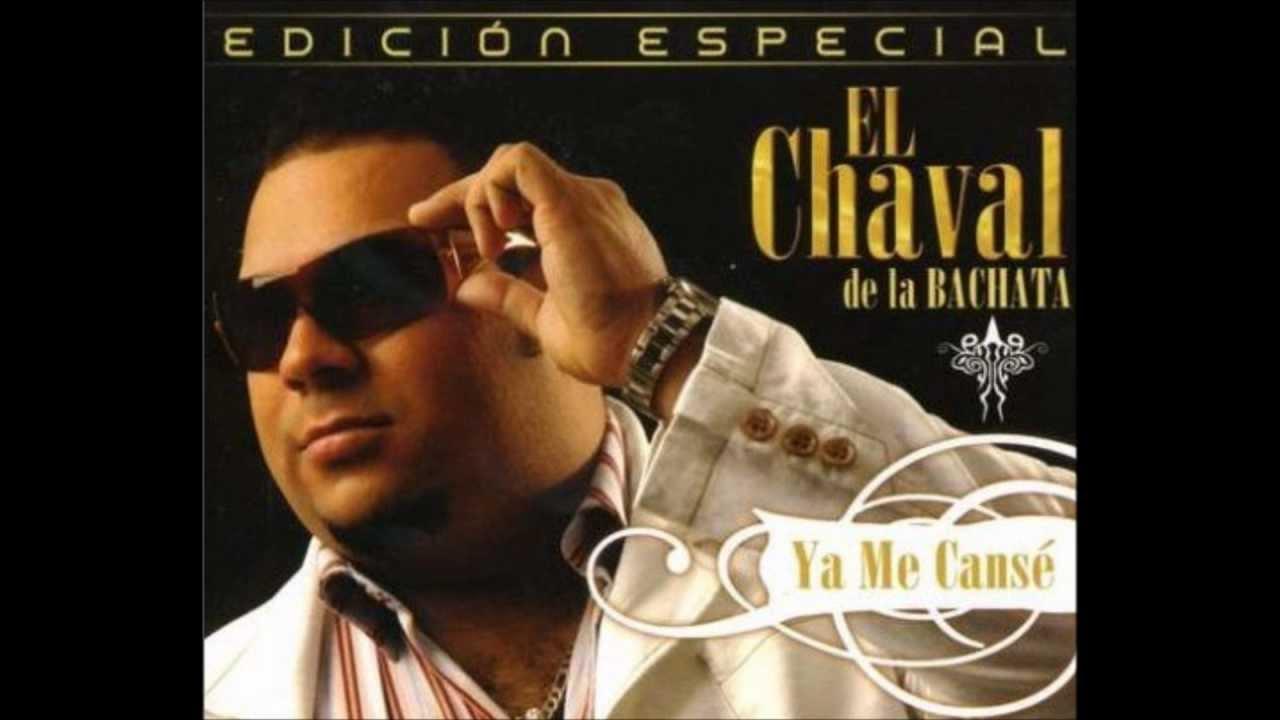 el chaval ya me canse album