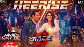 Heeriye - Race 3   Audio Full Song   Univers Music