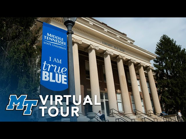 Kirksey Old Main | MTSU Virtual Campus Tour