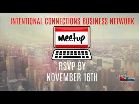 ICBN November MeetUp