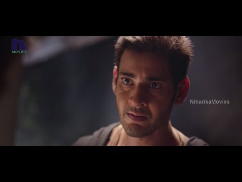1 Nenokkadine Interval Fight Scene  Mahesh Babu Saves Kriti Sanon  1 Nenokkadine