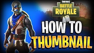 How To Get Free Fortnite Thumbnails (Quick & Easy)