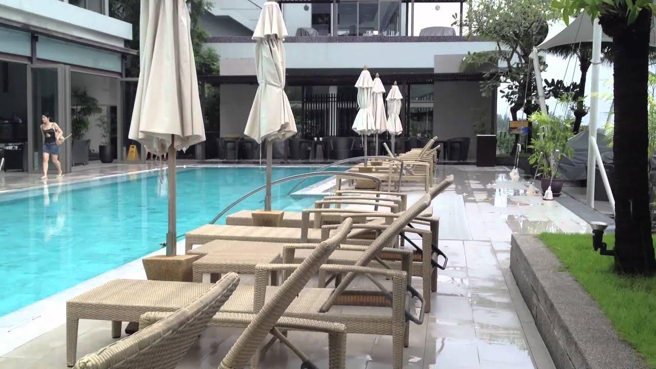 cape sienna phuket thailand youtube. Black Bedroom Furniture Sets. Home Design Ideas