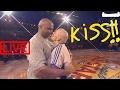 Inside The NBA - Shaq Makes Fun Of Chuck For Kissing A Man