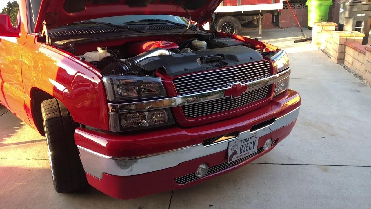 [DIAGRAM_38IS]  Silverado Battery relocation! (Oem diesel tray) - YouTube | Chevy Silverado Fuse Box Relocation |  | YouTube