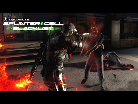 Splinter Cell Blacklist | Absolute Badass Stealth Gameplay #4