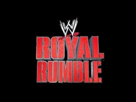 Wrestle! Wrestle! - Royal Rumble 2014