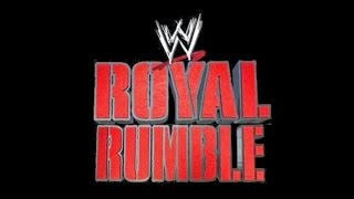 Wrestle! Wrestle! - Royal Rumble 2014