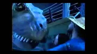T-Rex Go Motion (Stop Motion) - Jurassic Park