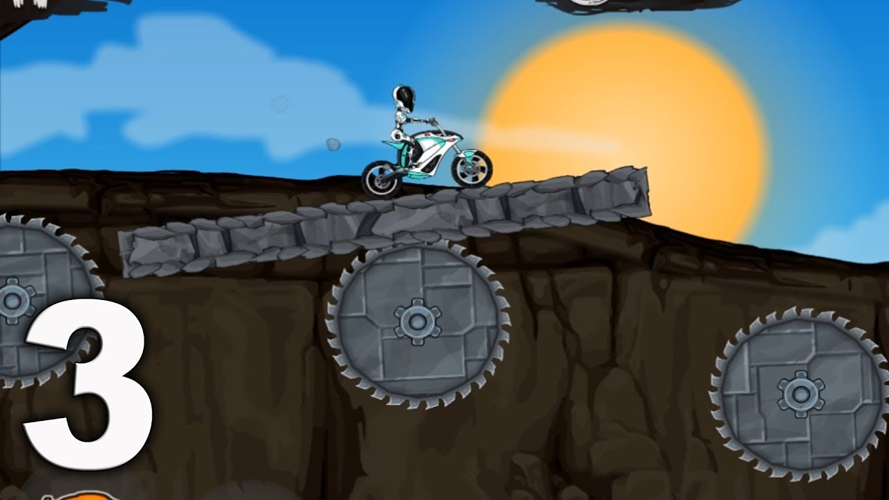 Moto X3m Bike Racing Game Levels 16 30 Gameplay