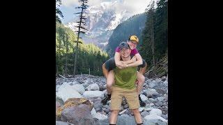 Mount Rainier Northern Loop Day 1
