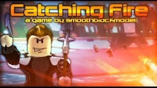Roblox: The Hunger Games Catching Fire