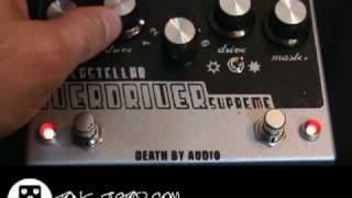 Death By Audio Interstellar Supreme Demo